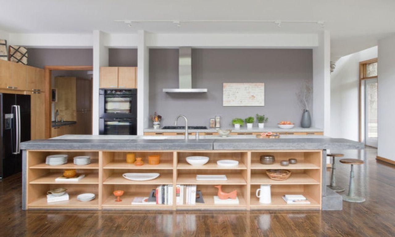 Kitchen Islands Island With Shelves Small Design Open Bunker Simple Kitchen Shelves Design Design Decoration