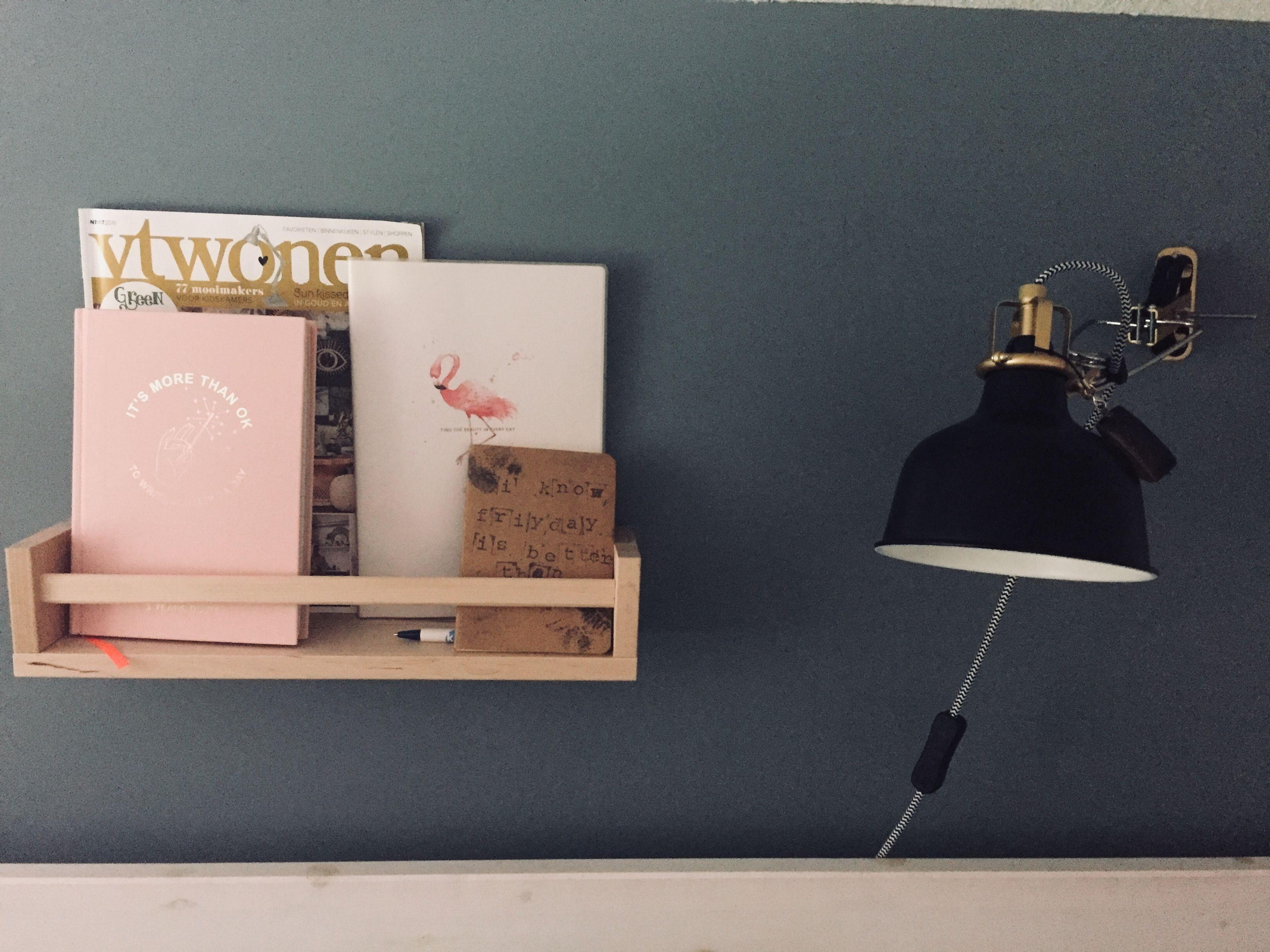 Slaapkamer Lamp Ikea : Slaapkamer ❤ lamp: ikea houten plankje: ikea tijdschrift: vtwonen