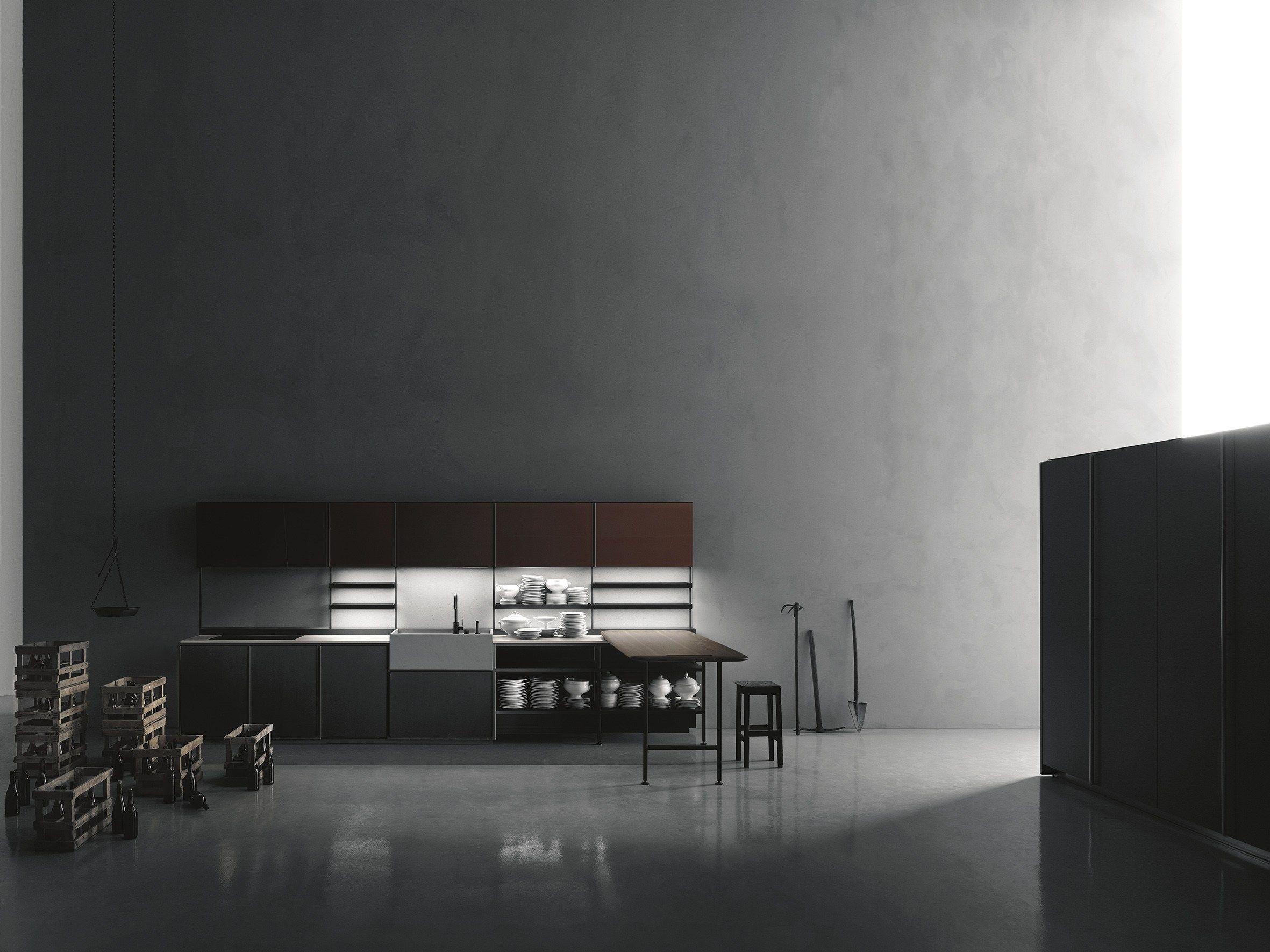 Cocina modular SALINAS by Boffi diseño Patricia Urquiola | cucine ...