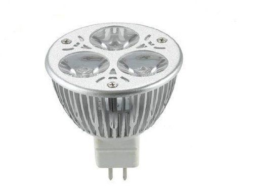 Cree Mr16 Dimmable 3x3w 9w Flood 60 Degree Warm White 3000k Led Light For Home Dc 12v The Bulbs Can Work With Ac 12v And Dc 12v If You Wa