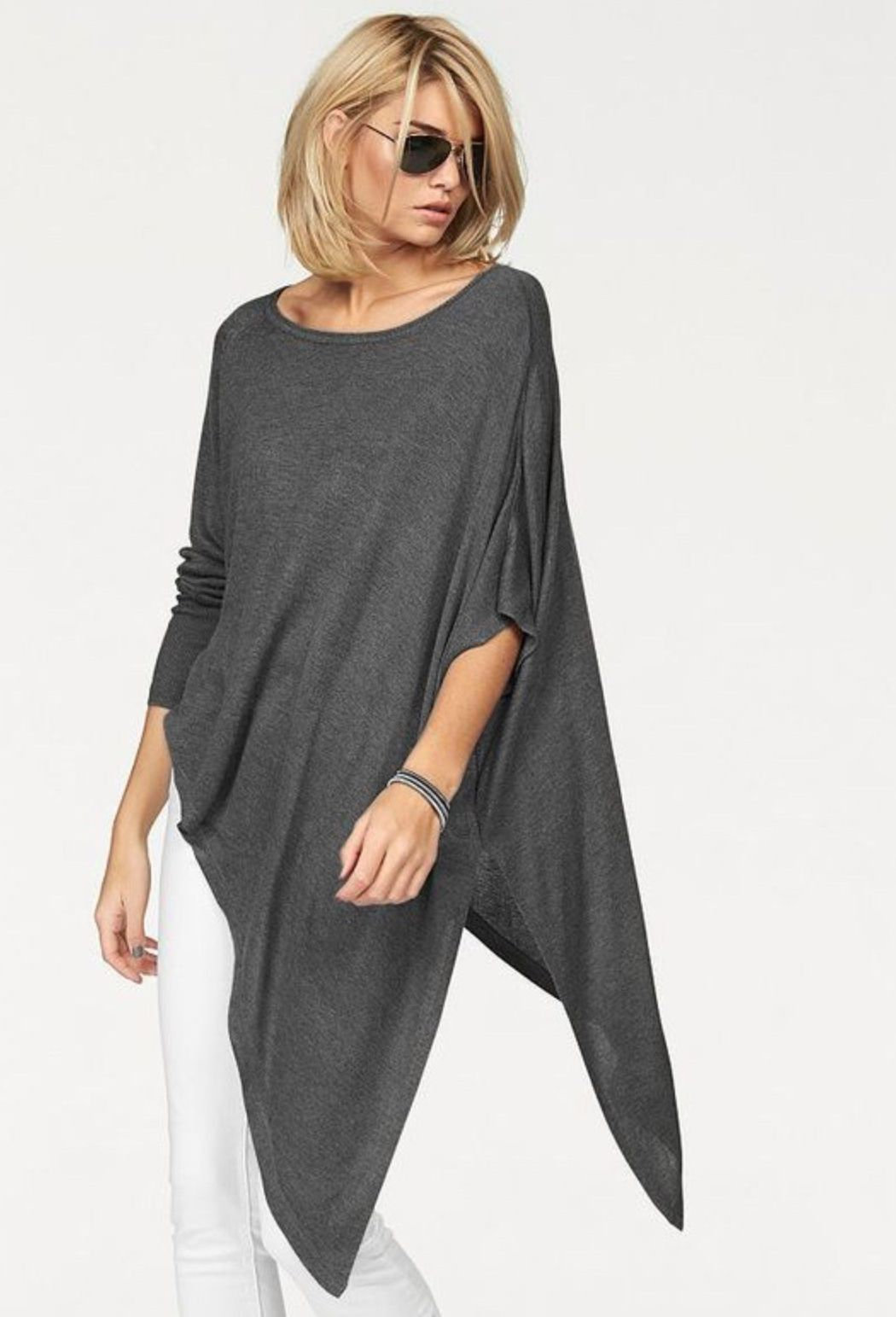 Photo of Last year I saw this Donna Karan knit tunic online and loved…