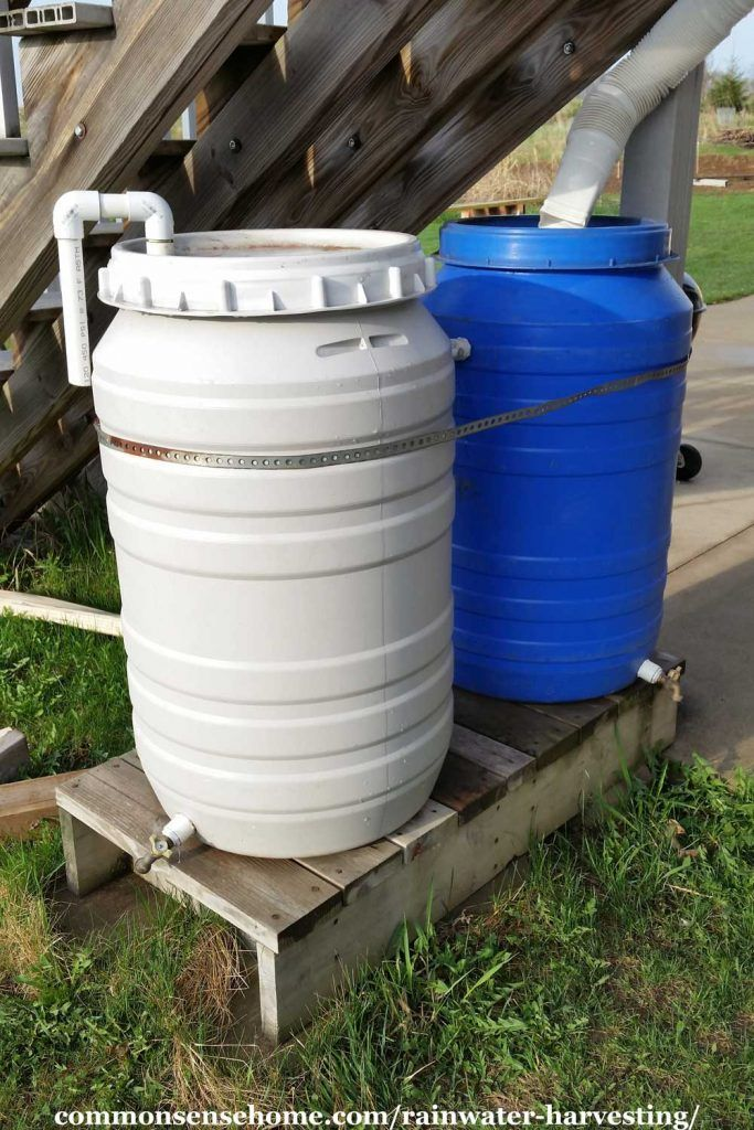 Rainwater Harvesting Guide Rain Barrels, Maintenance and