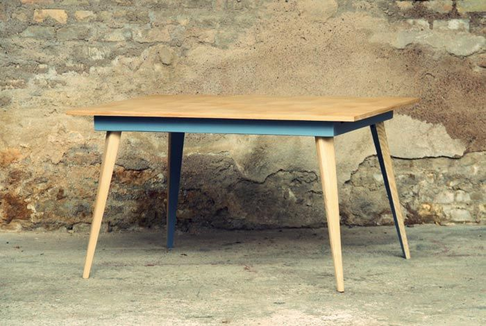 Produits Gentlemen Designers Mobilier Vintage Made In France Salle A Manger Vintage Table Vintage Salle A Manger Annees 60