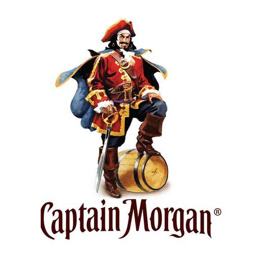 kapten morgan mustasch logo