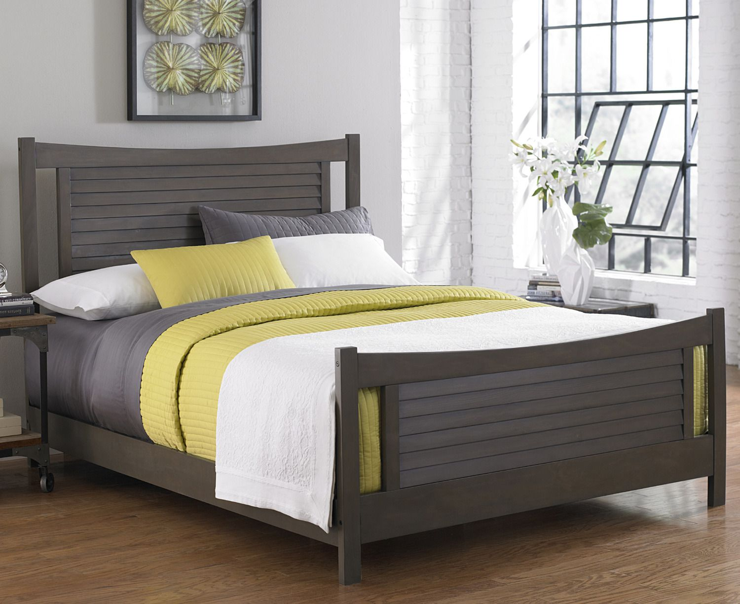Queen Ardmore Driftwood Bed | Fashion Bed Group | Home Gallery ...