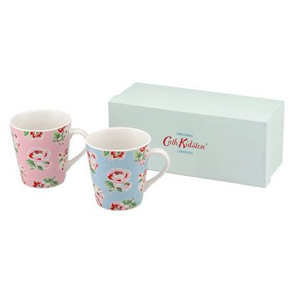 Ashdown Rose Set of 2 Mini Stanley Mugs
