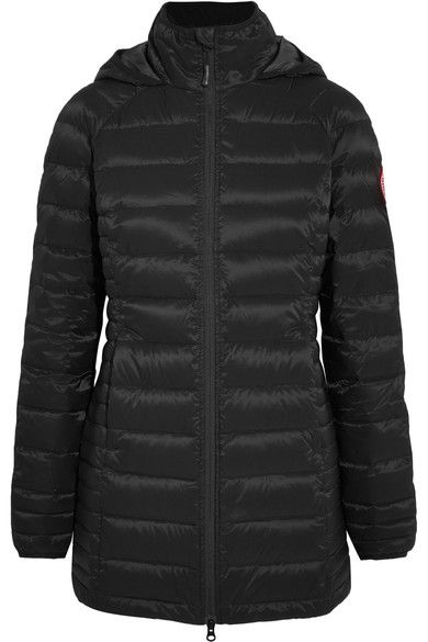 canada goose brookvale shell hooded down jacket