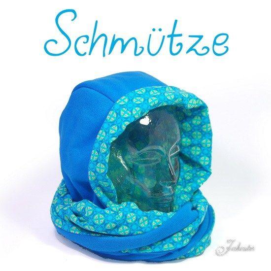 """Die """"Schmütze"""" für Wind und Wetter – Anleitung und Schnittmuster ..."""
