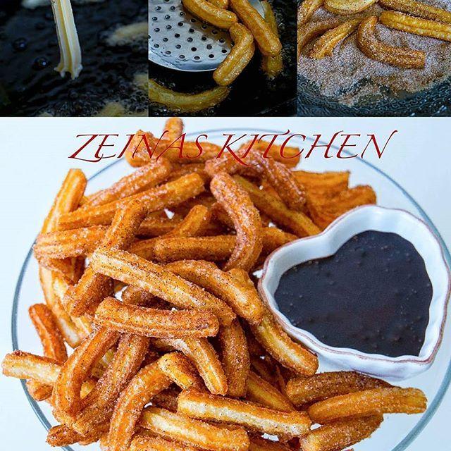 churros recept svenska