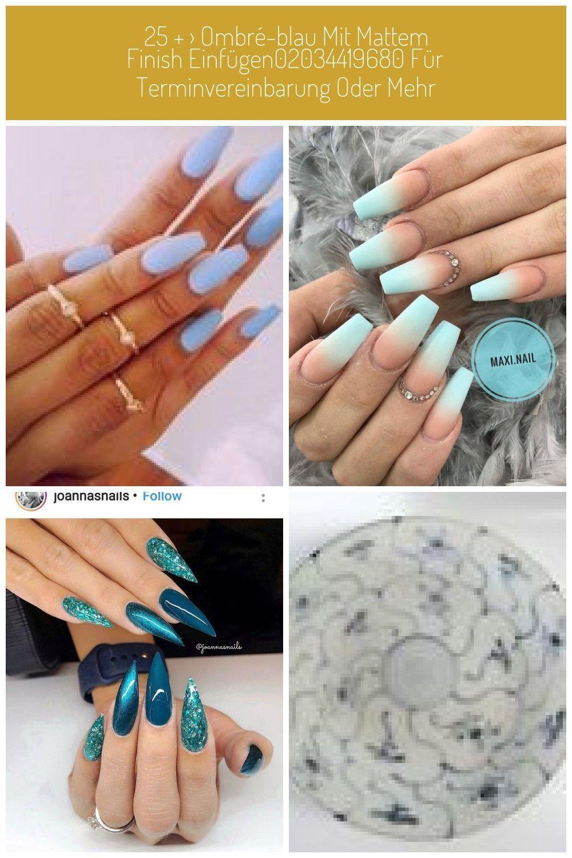 Mat zeigt hellblaues Profil acrylic nails    s Fotos über ...