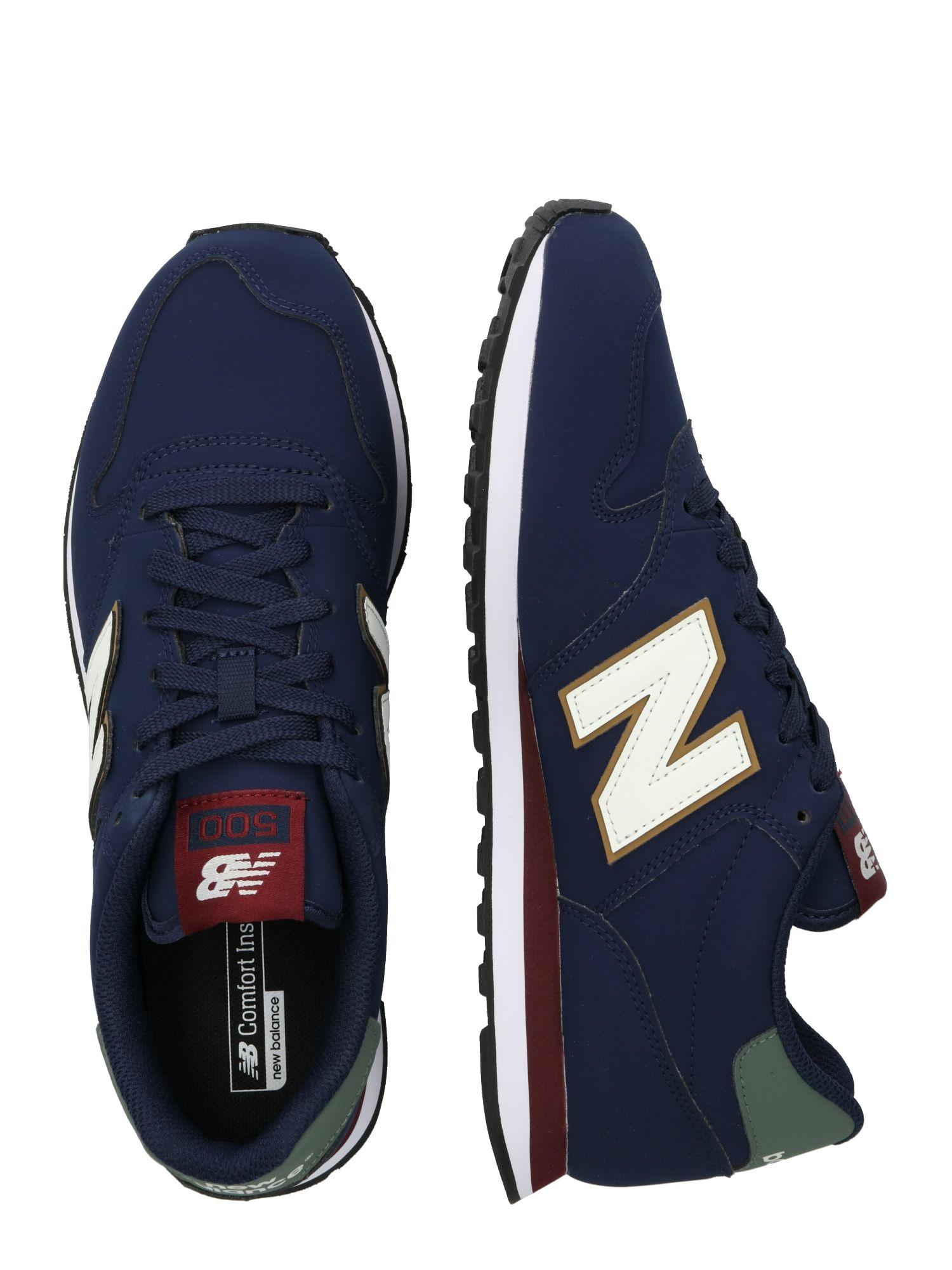 New Balance Sneaker 'GM500WB' Herren, Navy / Dunkelblau ...