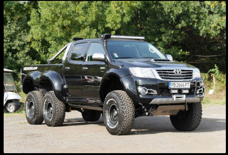 The 2019 Toyota Hilux Offers Outstanding Style And Technology Both