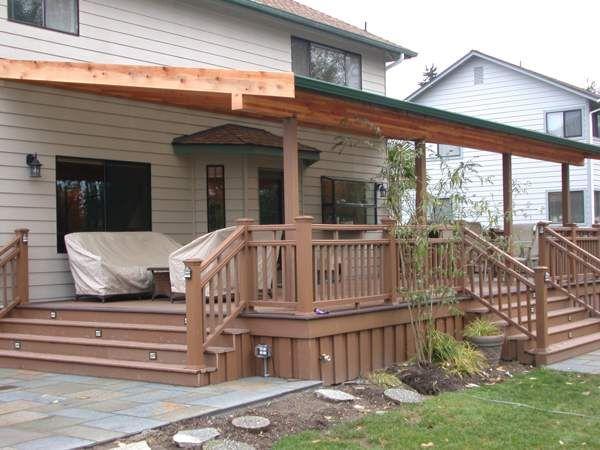 Patio Roof Designs Ideas Home Improvement Gallery Backyard Patio Decks And Porches Backyard Patio Designs