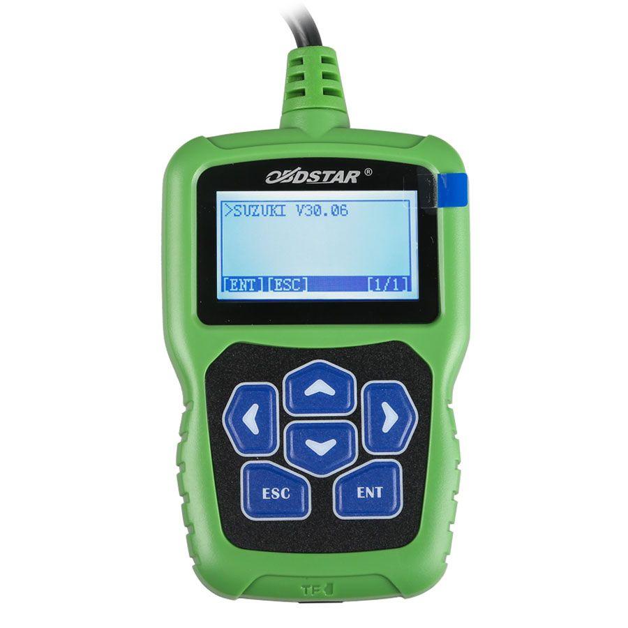 Obdstar F109 For Suzuki Key Programmer Pin Code Calculator
