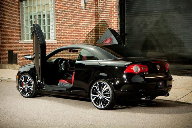 Www Elitecustomrides Com Wp Content Uploads 2012 09 2011 Vw Eos Jpg Vw Eos Eos Volkswagen