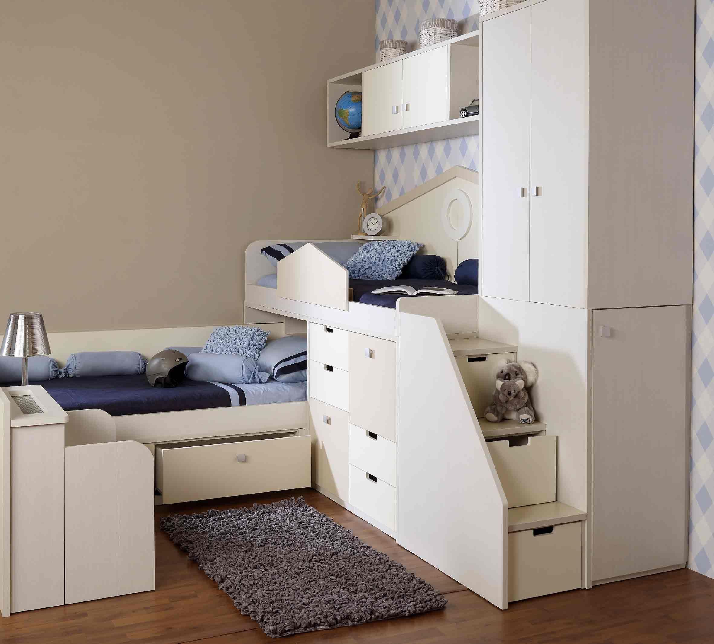 Recamara ni os 6 ni os pinterest recamaras ni as - Habitaciones juveniles muebles tuco ...