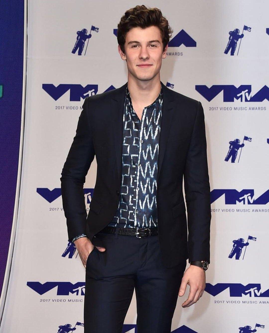 Shawn at MTV VMAs ❤❤ 27/08/17