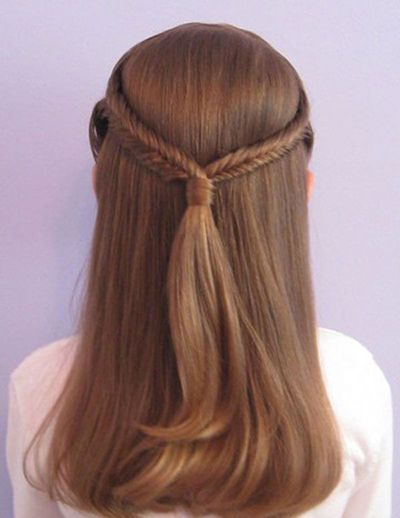Simple Braided Hairstyles Glamorous Style Your Hair With These Simple Braided Hairstyles Httpwww