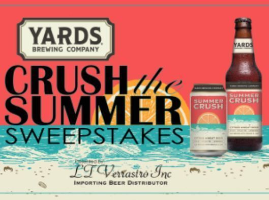 WNEP-Yards-Brewing-Crush-Contest | Sweepstakes in 2019 | Instant win
