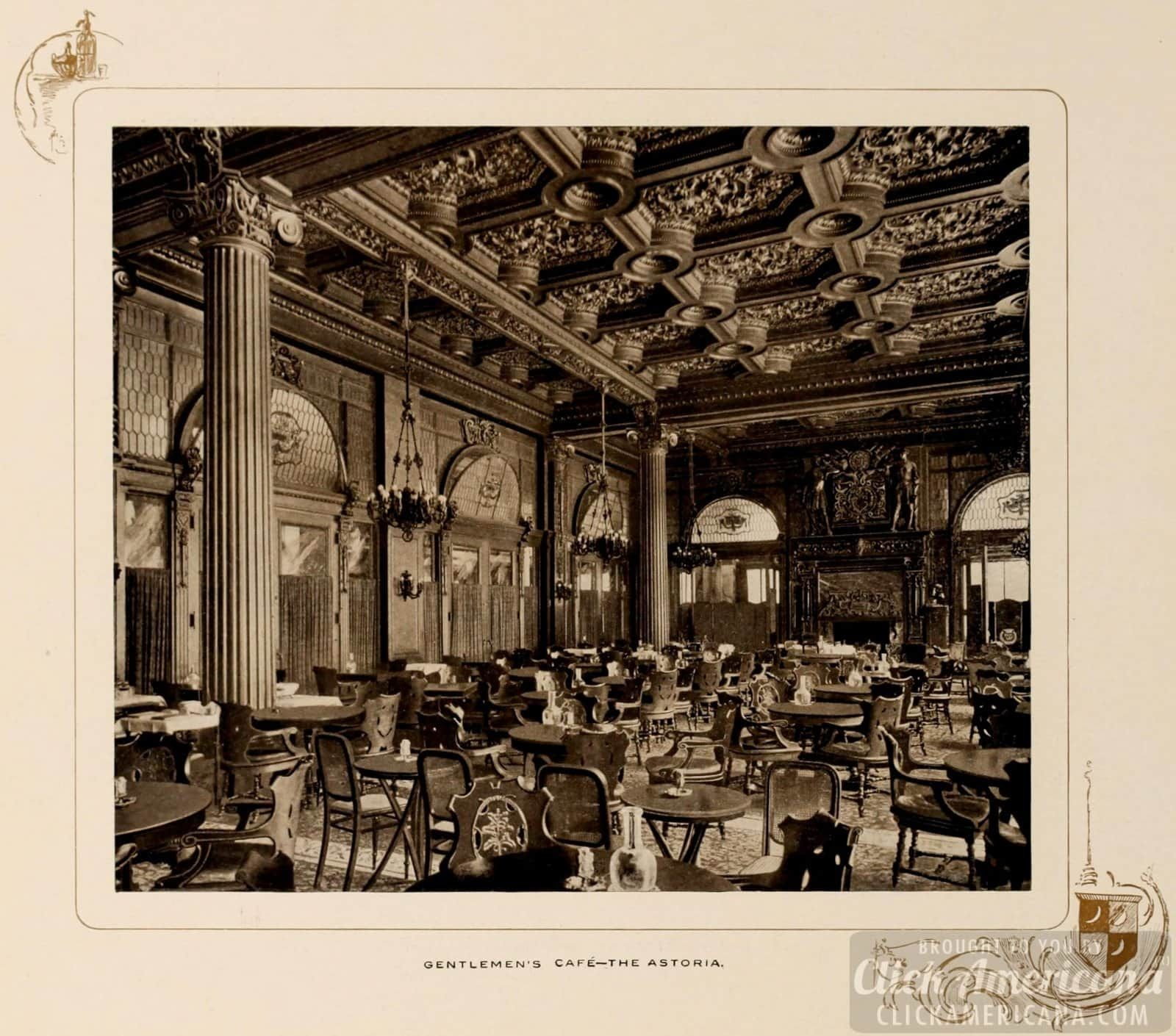 Take A Trip Back To New York S Original Waldorf Astoria Hotel See Inside This Famously Luxurious Old Hotel Waldorf Astoria Astoria Hotel Hotel