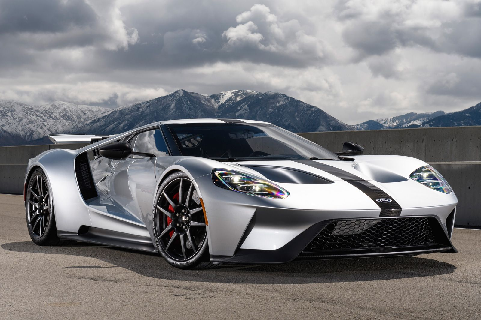 2018 Ford Gt Competition Series Ford Gt Ford Gt 2017 Super Cars