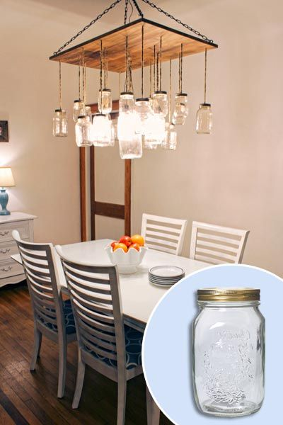 88 quick and easy decorative upgrades mason jar chandelier jar 88 quick and easy decorative upgrades mason jar chandelierthis aloadofball Gallery