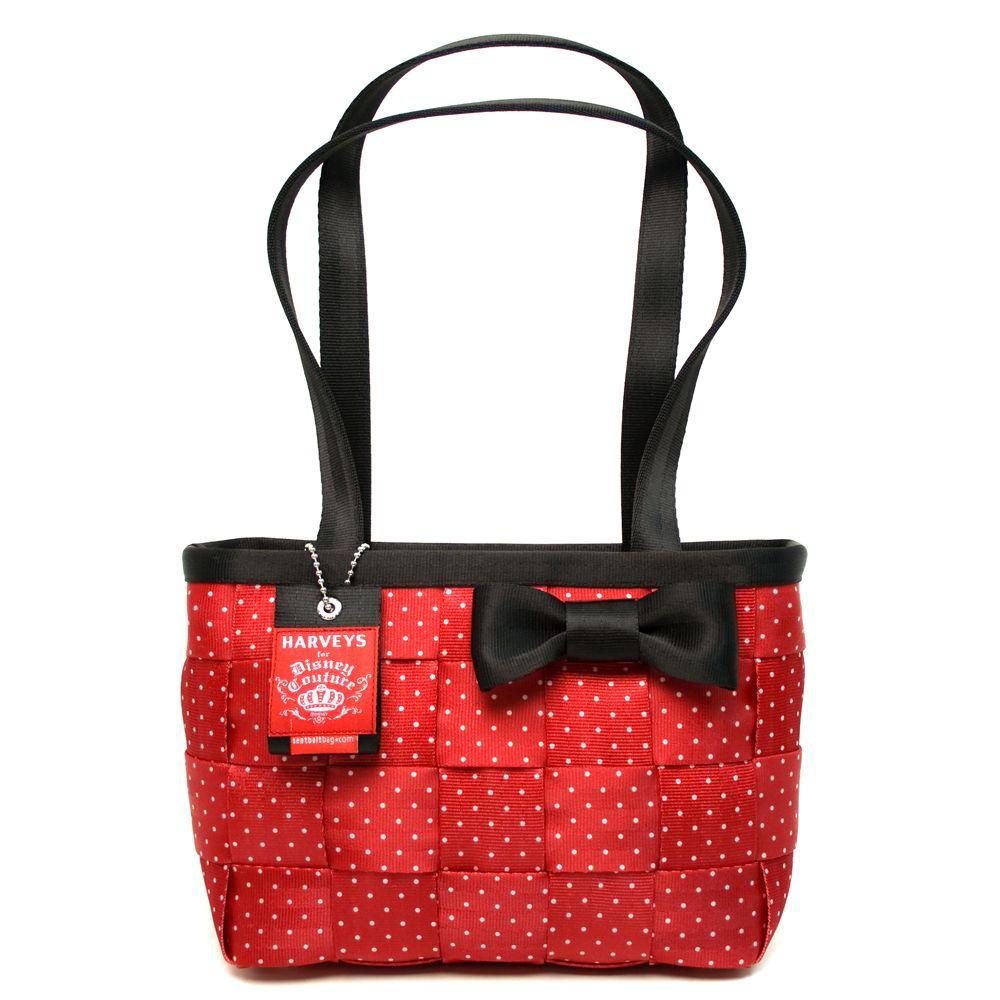 Disney Medium Tote Minnie Only 1 Left Harvey Seatbelt Bags Seatbelt Bags Bags