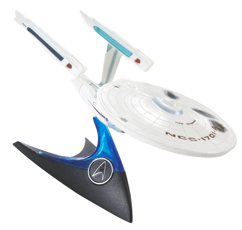 Star Trek Battle Damaged U.S.S. Enterprise NCC-1701A