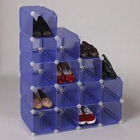 Delícia de Morar: Sapatos, paixão feminina - Como guardá-los?