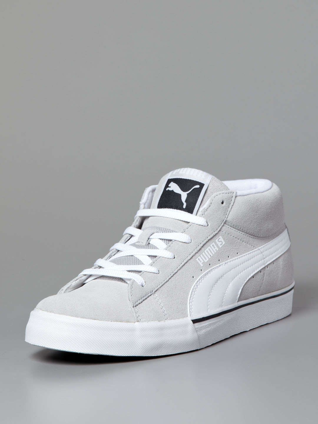 S Mid Top Sneaker | Puma sneakers, Nike headbands, Sneakers