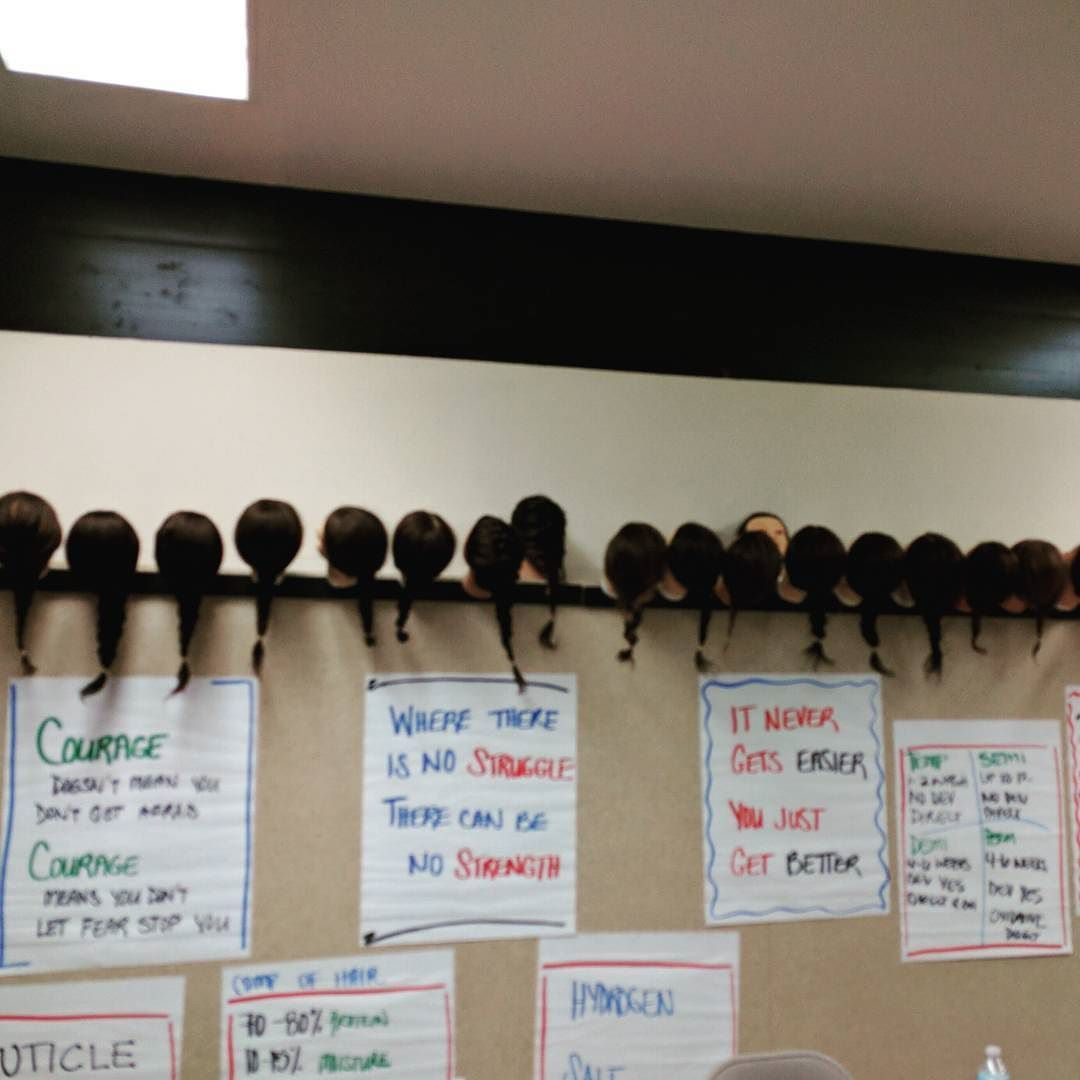 HAIRCOLOR AUTHORITY class part one was awesome I can't wait for part two.