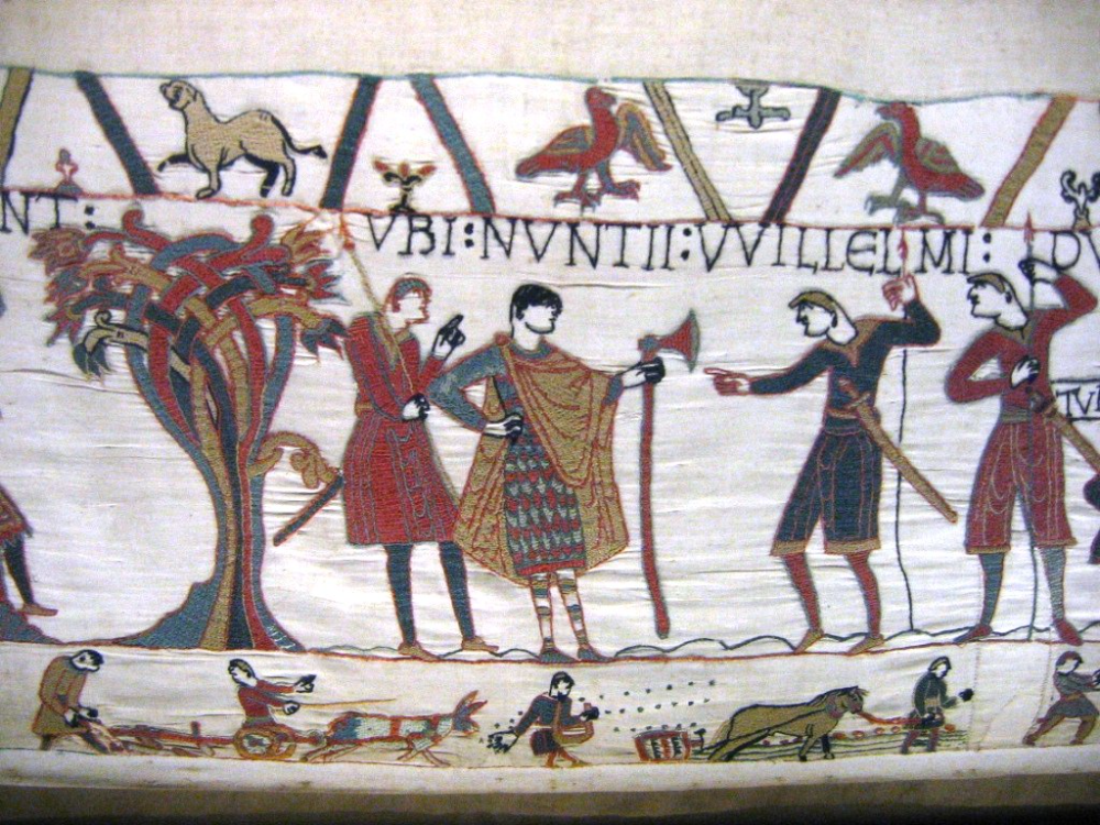 Tapisserie Agriculture Viking Age Arms And Armour Wikipedia Arms And Armour Viking Age Bayeux Tapestry