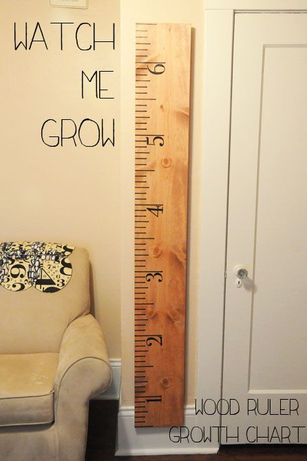 Watch me grow great for renters growth chart  want to do this jeni dean also season week on the wall diy baby ruler rh pinterest