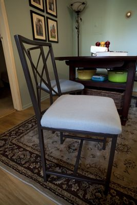 Awesome Ikea Granas Chair Upholstered Just Got This Set Beutiful Home Inspiration Aditmahrainfo