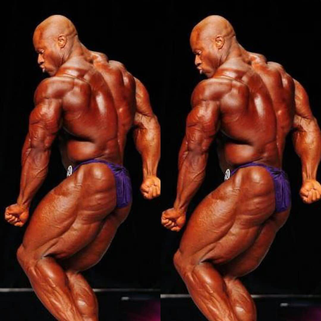 Phil Heath ; Mr Olympia 2019