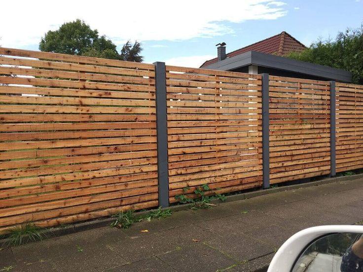 Fertigen Gartenzaun Kaufen Oder Zaun Selber Bauen Lassen Bauen