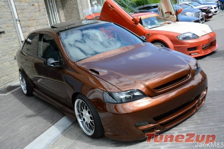 For Sale Modified Opel Astra G Hatchback Opel Astra