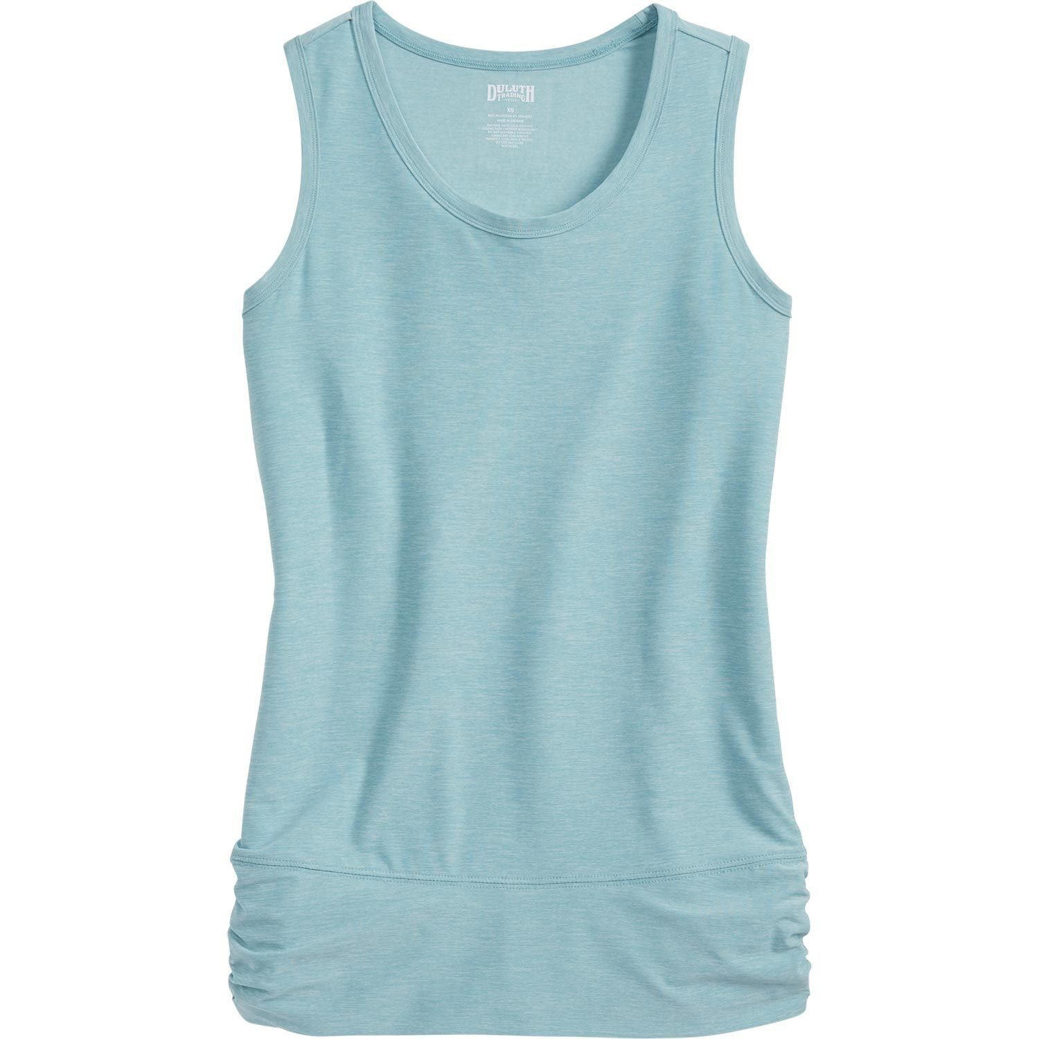 Summer Heat Is No Feat With Armachillo Cooling Racerback Tank