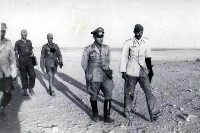 Generalfeldmarschall Erwin Rommel,