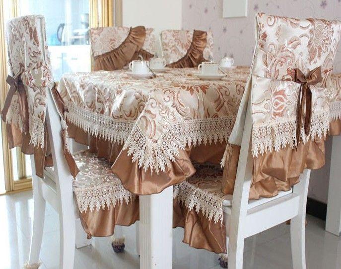 Forros para sillas de comedor pinteres for Forros para sofas