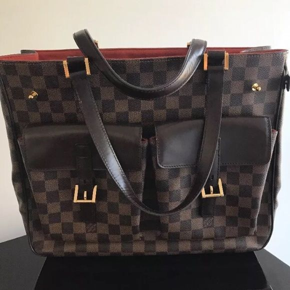I just discovered this while shopping on Poshmark  Authentic Louis Vuitton  Uzes Tote. Check it out! Size  OS, listed by paulascloset14 47bc8c1d46