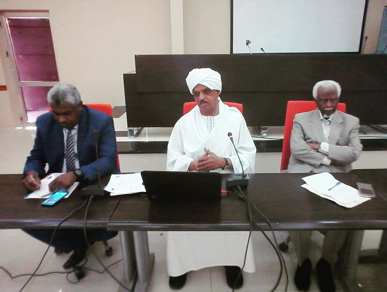 انعقاد الاجتماع الاول للجنة الاستشارية لمؤتمر الخبراء والكفاءات السودانية بالخارج