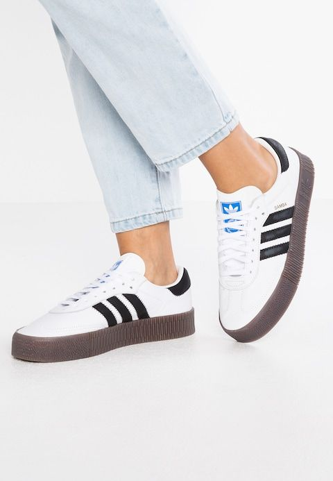 adidas Samba Rose CORE BLACK WHITE GUM