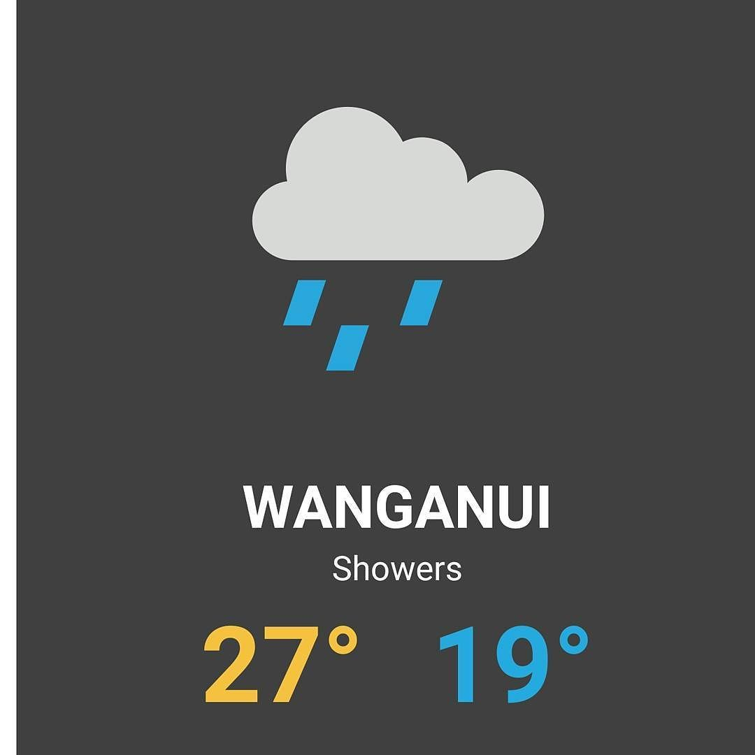 @NewshubNZ Still waiting for these showers it's bloody hot here in Wangas! Maybe you should rethink using @metservice?
