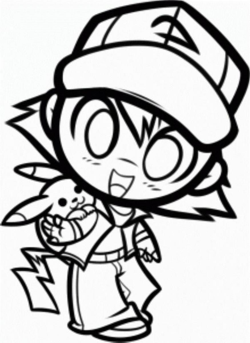 Pokemon coloring pages x and y - Chibi Charmander Coloring Pages Google Search