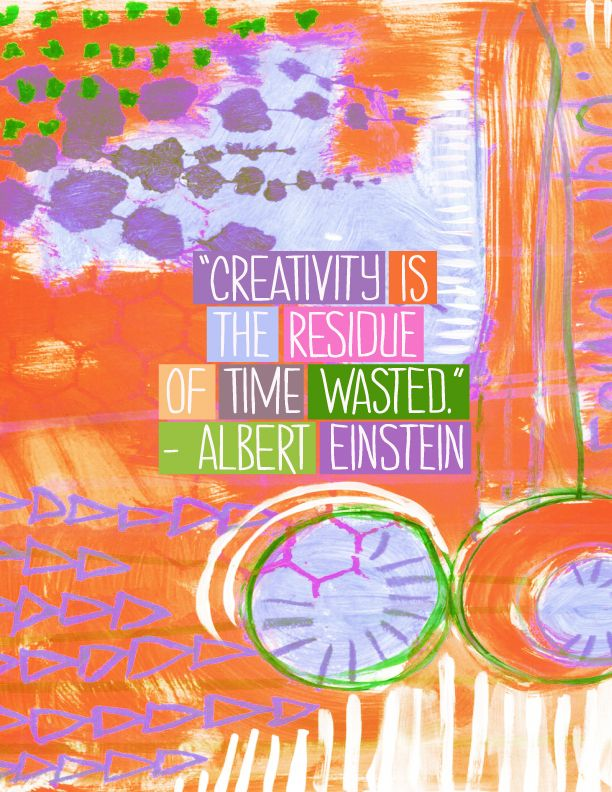 Albert Einstein #quote #creativity