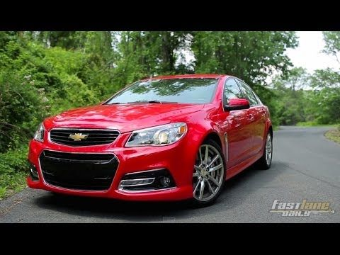 2014 Chevrolet SS Review   Fast Lane Daily