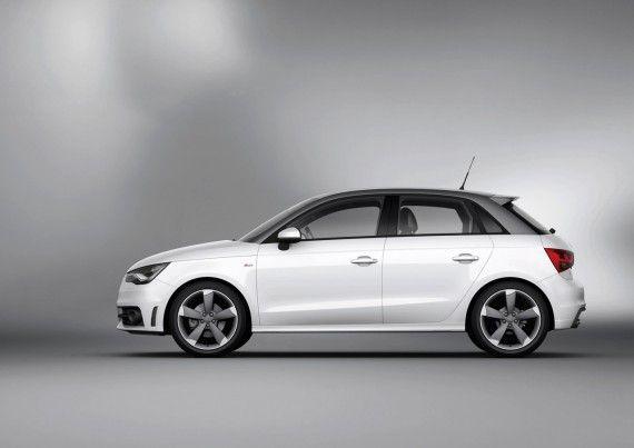2012 Audi A1 Sportback Five Door Audi A1 Sportback Audi A1