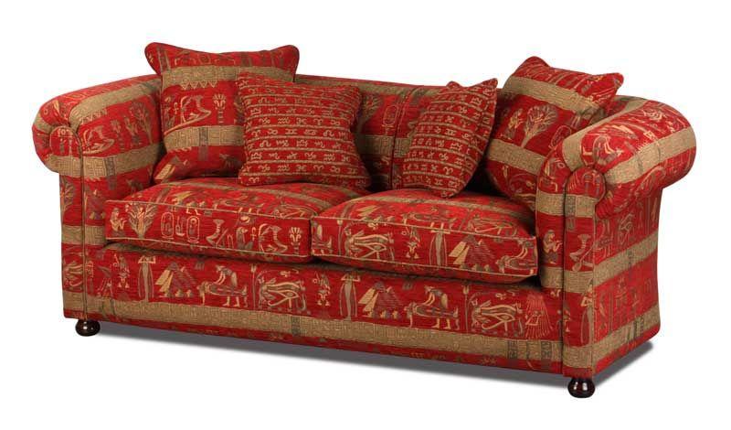 Wellington Kolonialstil Sofa Chesterfield Sofas Leder Mobel Sofa Design