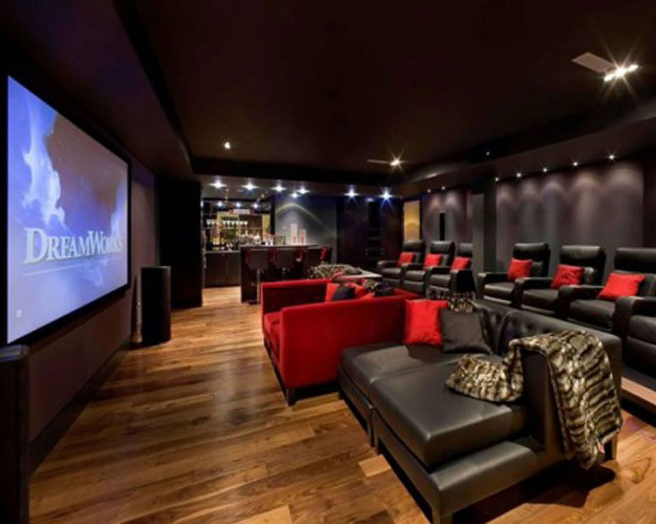 17 Best images about Home Theaters  Media Rooms on Pinterest